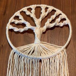 Handmade Macrame Tree of Life